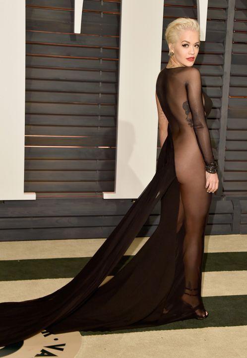 Rita Ora back - Bildquelle: AFP