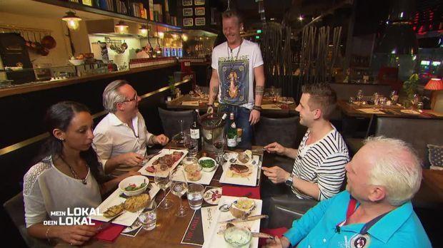 Mein Lokal, Dein Lokal - Mein Lokal, Dein Lokal - Montag: The Grill - Geiles Fleisch, Geile Weine (2)