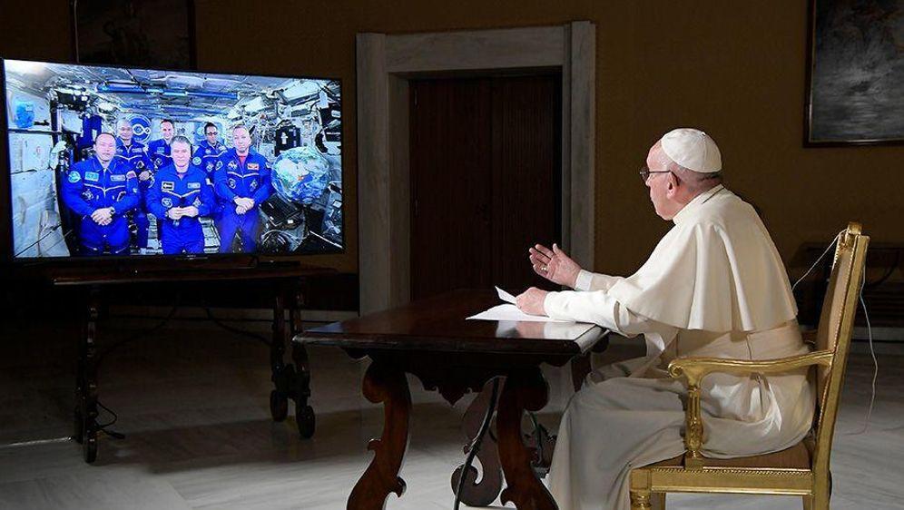 - Bildquelle: Uncredited/L'Osservatore Romano/AP Pool/dpa