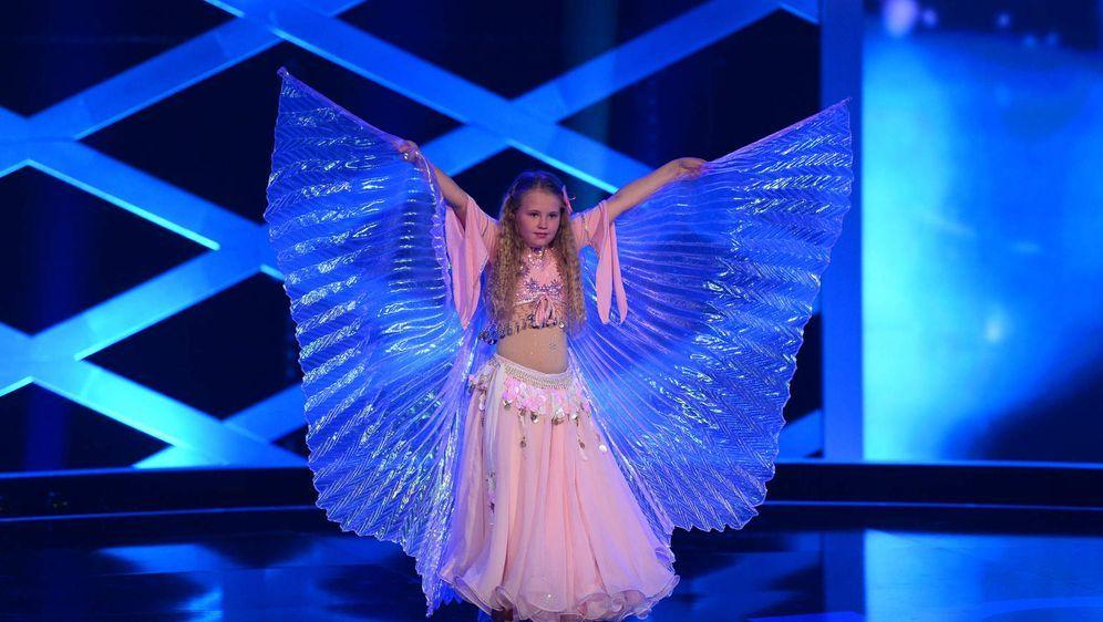 Billy Elliot, Bauchtänzerin oder Michael Jackson Moves? - Bildquelle: SAT.1