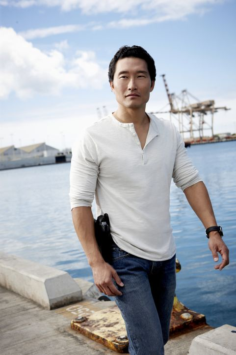 (1. Staffel) - Im Kampf gegen das Böse: Detective Chin Ho Kelly (Daniel Dae Kim) ... - Bildquelle: TM &   2010 CBS Studios Inc. All Rights Reserved.