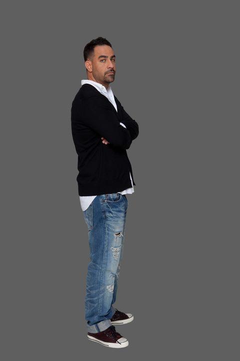 (1. Staffel) - Das Jurymitglied Chris Nunez ist ein bekannter und begnadeter Tätowierer, der sich sein Können und Wissen auf der ganzen Welt aneigne... - Bildquelle: Angela Boatwright Spike TV