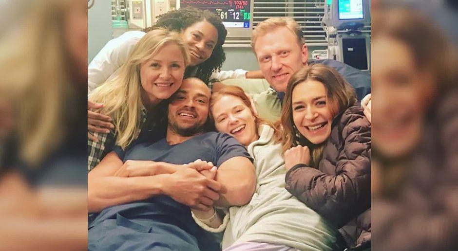 Greys Anatomy Einblicke Ins Finale Von Staffel 14