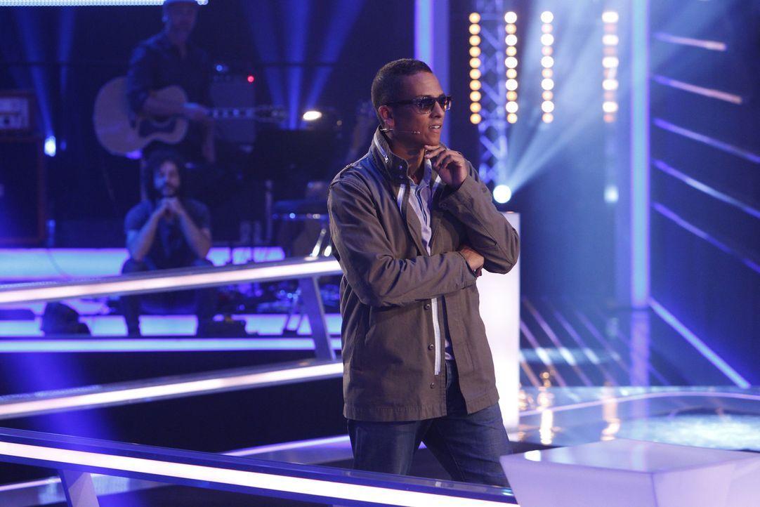 In jeder Liveshow heißt es auch für Xavier Naidoo Abschied nehmen von einigen seiner Talenten ... - Bildquelle: Richard Hübner SAT.1/ProSieben