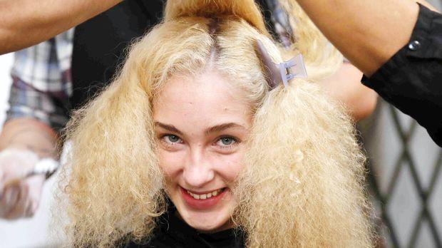 Episode 4 Das Große Umstyling Germanys Next Topmodel 2015