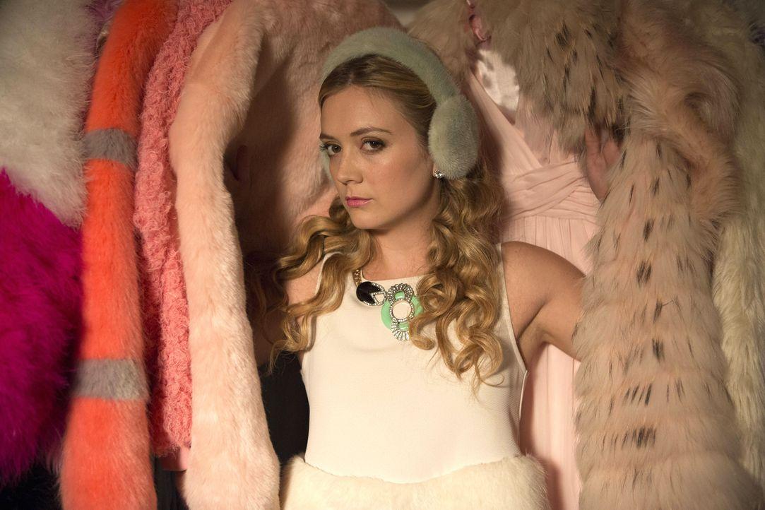 Genießt jeden Schritt der Aufnahmerituale, denen sich die Kappa Anwärterinnen unterziehen müssen: Chanel #3 (Billie Lourd) ... - Bildquelle: Steve Dietl 2015 Fox and its related entities.  All rights reserved.