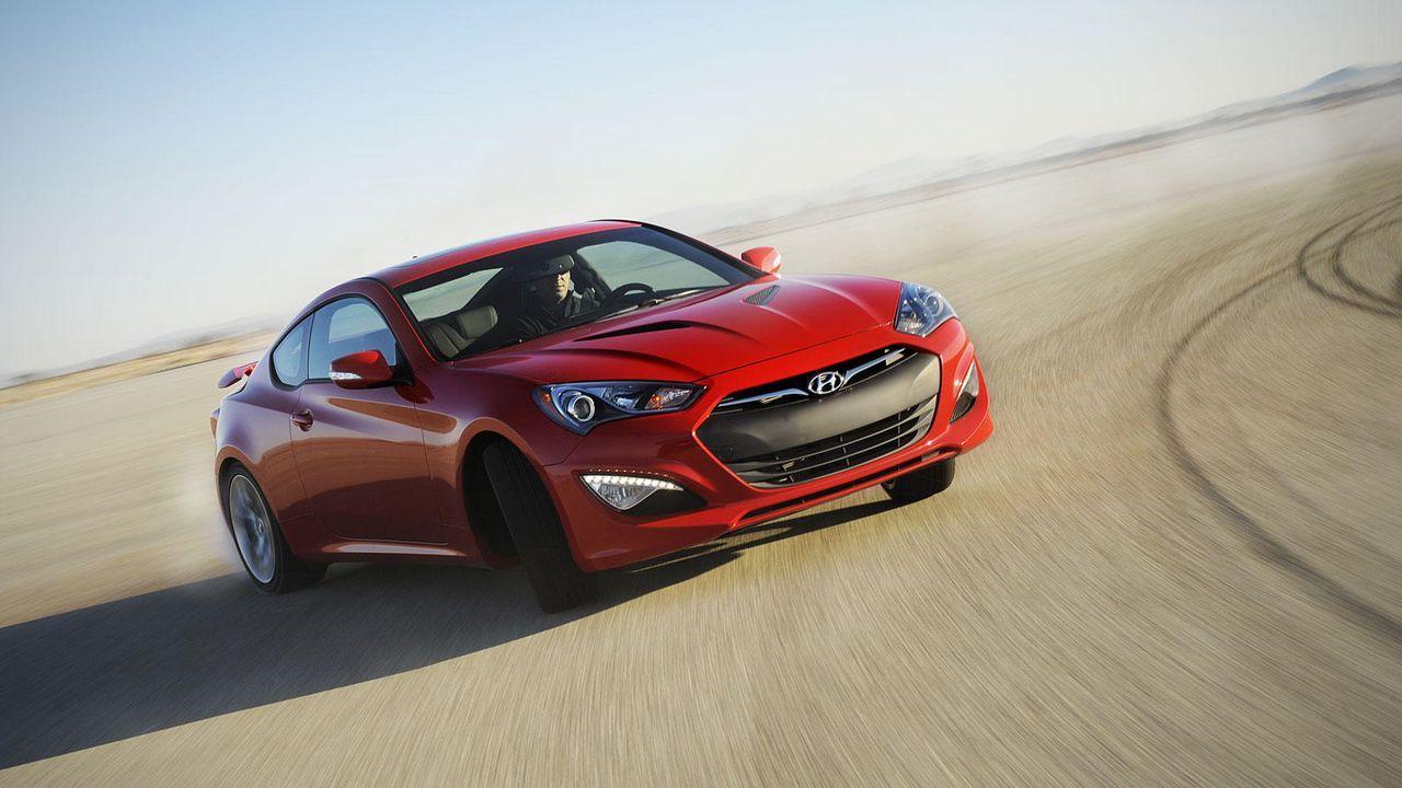 Hyundai Genesis Coupé - Bildquelle: Hyundai