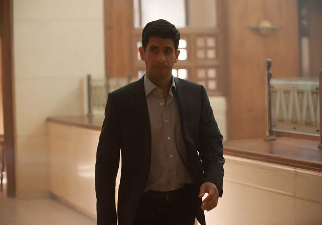 Was hat Aasar Khan (Raza Jaffrey) nur vor. Kann Saul ihm trauen? - Bildquelle: 2014 Twentieth Century Fox Film Corporation