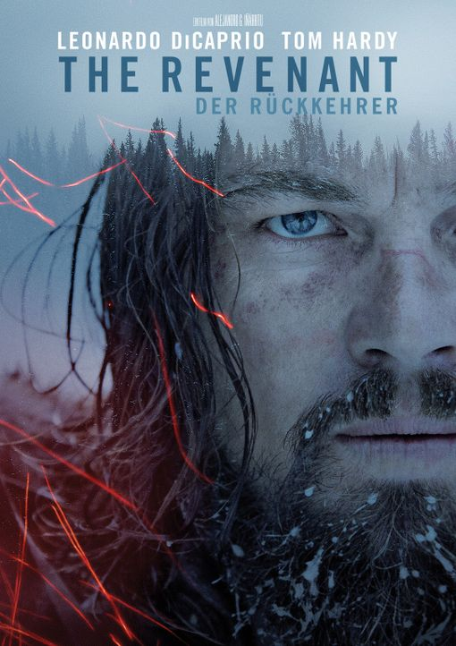 The Revenant - Der Rückkehrer - Plakat - Bildquelle: 2015 Twentieth Century Fox Film Corporation.  All rights reserved.