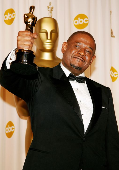 Bester-Hauptdarsteller-2007-Forest-Whitaker-getty-AFP - Bildquelle: getty-AFP