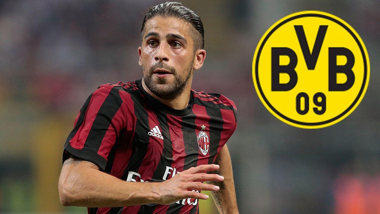 Ricardo Rodriguez (AC Mailand) - Bildquelle: 2017 Getty Images