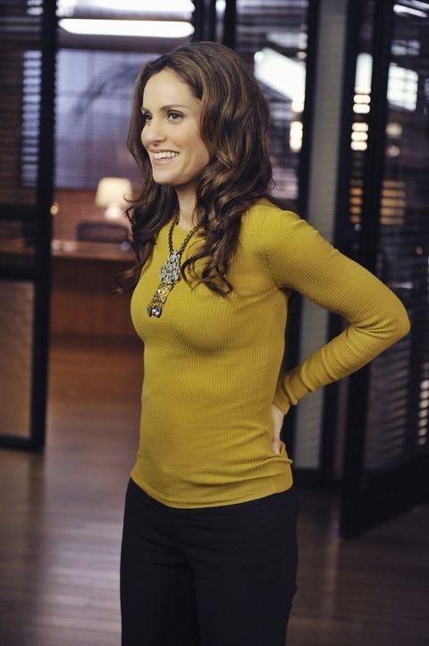 Macht sich Sorgen um Naomi: Violet  (Amy Brenneman) ... - Bildquelle: ABC Studios