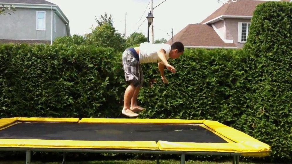 Fail Physik: Salto