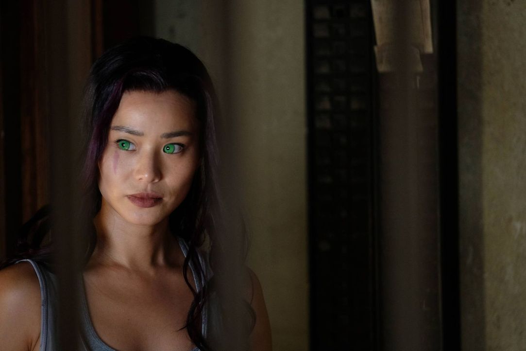 Clarice Fong (Jamie Chung) - Bildquelle: 2017 Fox and its related entities.  All rights reserved.  MARVEL TM &   2017 MARVEL