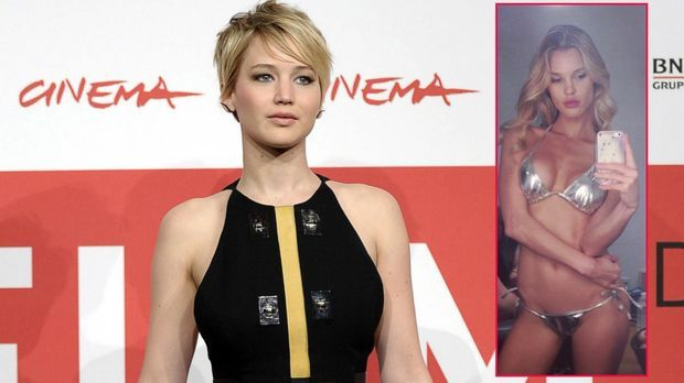 "Jennifer Lawrence und Co. nach Nacktfoto-Skandal: Model klagt gegen ""App..."