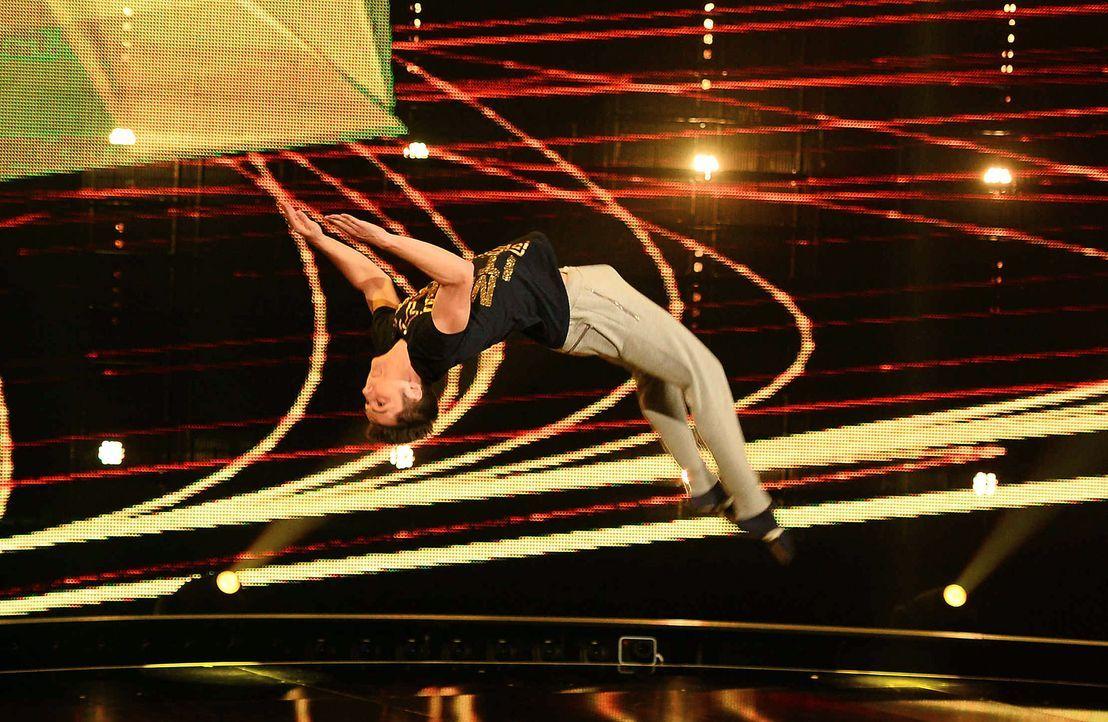 Got-To-Dance-Markus-04-SAT1-ProSieben-Willi-Weber - Bildquelle: SAT.1/ProSieben/Willi Weber