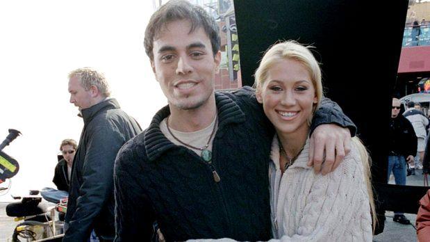 Enrique-Iglesias-Anna-Kournikova-02-02-15-WENN - Bildquelle: WENN