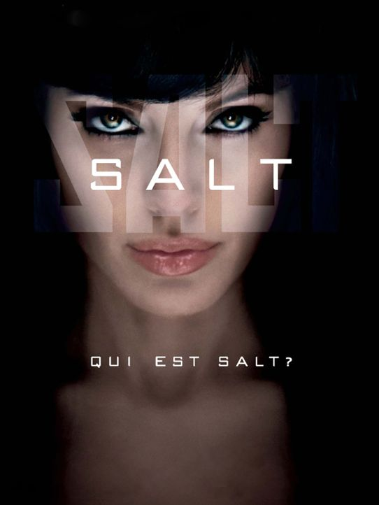 Salt - Plakatmotiv - mit Angelina Jolie - Bildquelle: 2010 Columbia Pictures Industries, Inc. and Beverly Blvd LLC. All Rights Reserved.