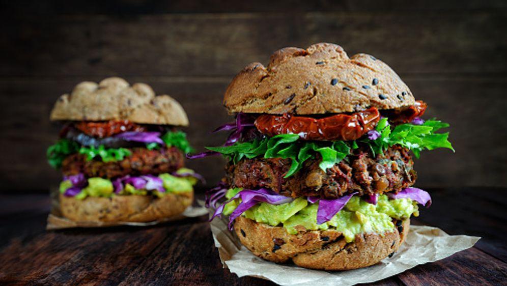 Ungewöhnliche Burger-Rezepte - Bildquelle: iStock
