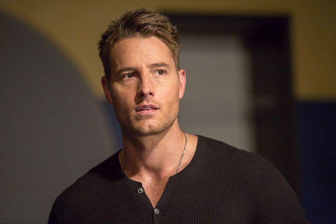 Wie geht Kevin (Justin Hartley) damit um, als plötzlich Olivia wieder auftaucht? - Bildquelle: Ron Batzdorff 2016-2017 Twentieth Century Fox Film Corporation.  All rights reserved.   2017 NBCUniversal Media, LLC.  All rights reserved.