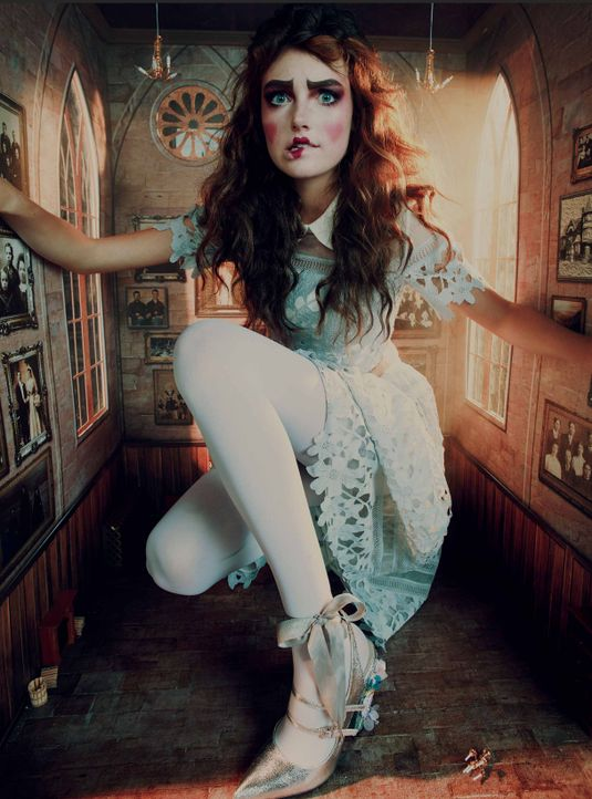 AliceWonderland-Celine_TEASER_ - Bildquelle: ProSieben/Kimberley Gordon