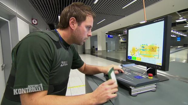 Achtung Kontrolle - Achtung Kontrolle! - Thema U.a.: Illegaler Deal Aufgeflogen - Zoll Düsseldorfer Flughafen