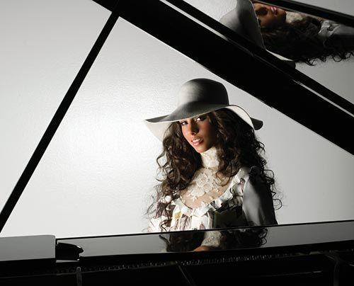 Galerie: Alicia Keys - Bildquelle: Thierry LeGoues - Sony Music