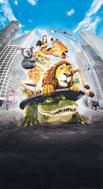 Tierisch wild ... - Bildquelle: Disney Enterprises, Inc.  All rights reserved