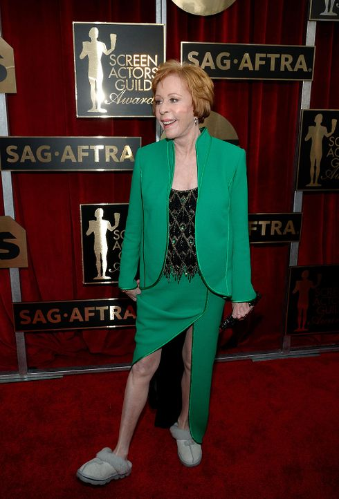 160130-Carol-Burnett-getty-AFP - Bildquelle: 2016 Getty Images