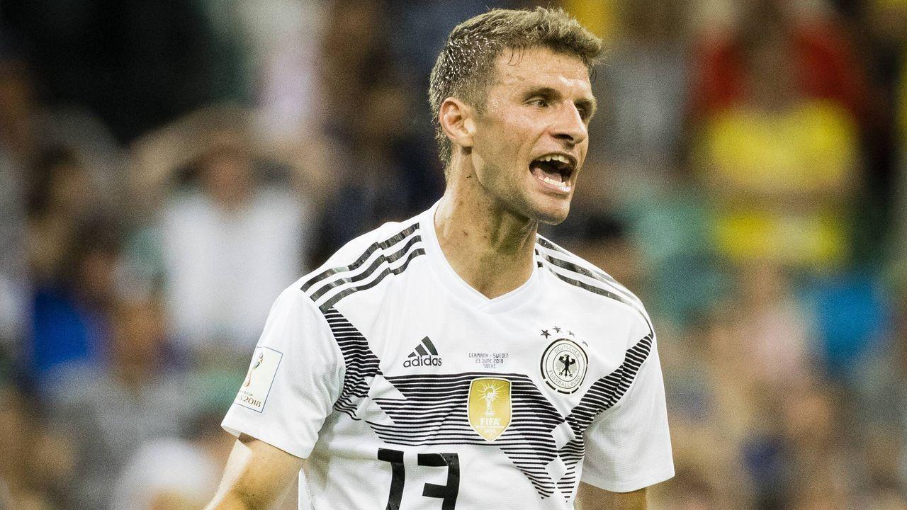 Offensives Mittelfeld: Thomas Müller oder…. - Bildquelle: imago/Moritz Müller