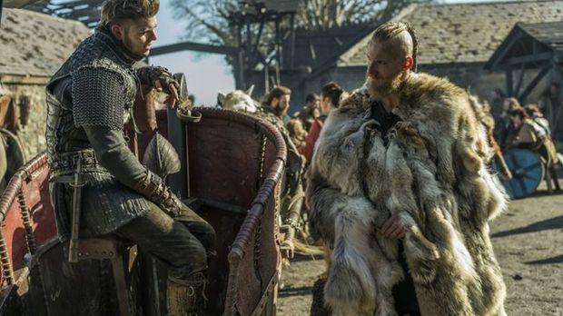 Vikings Staffel 4 20 Folgen