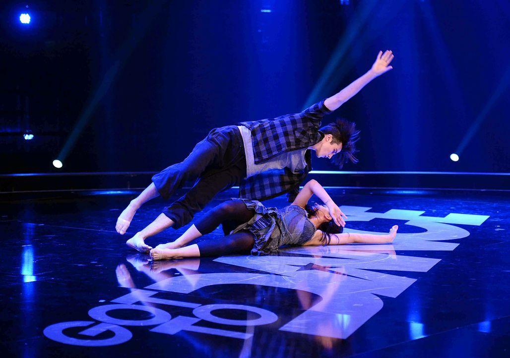 Got-To-Dance-Sandra-und-Paul-01-SAT1-ProSieben-Willi-Weber - Bildquelle: SAT.1/ProSieben/Willi Weber