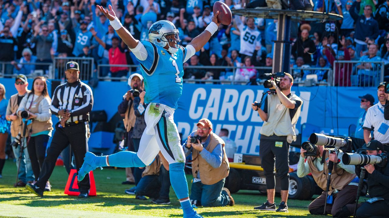Gewinner: Carolina Panthers - Bildquelle: imago/ZUMA Press