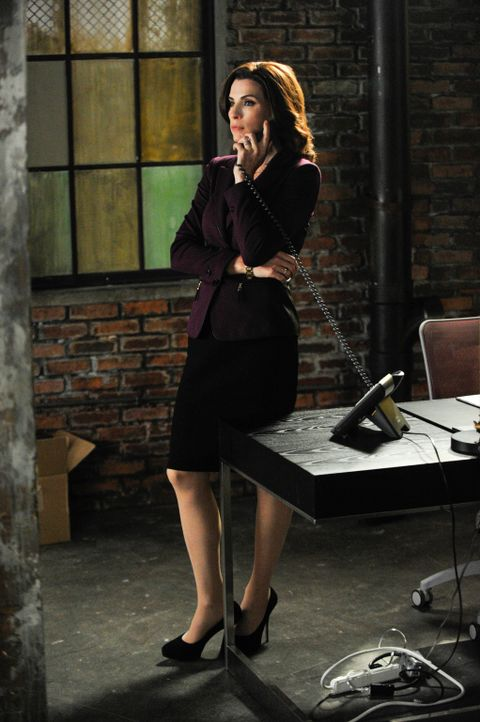 Noch ahnt Alicia (Julianna Margulies) nicht, welche Familiengeheimnisse an die Oberfläche kommen ... - Bildquelle: John Paul Filo 2013 CBS Broadcasting Inc. All Rights Reserved.