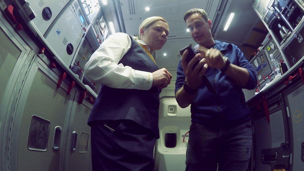 10 Dinge, die ich schon immer während einer Flugreise wissen wollte