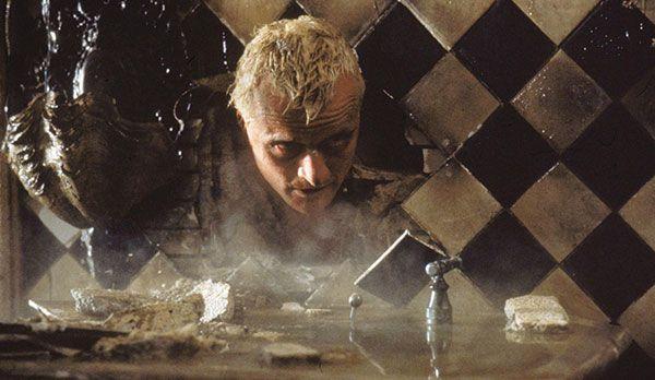 """Platz 4: Roy Batty aus Blade Runner - Bildquelle: """"Blade Runner"""": auf DVD erhältlich (Warner Bros.)"""