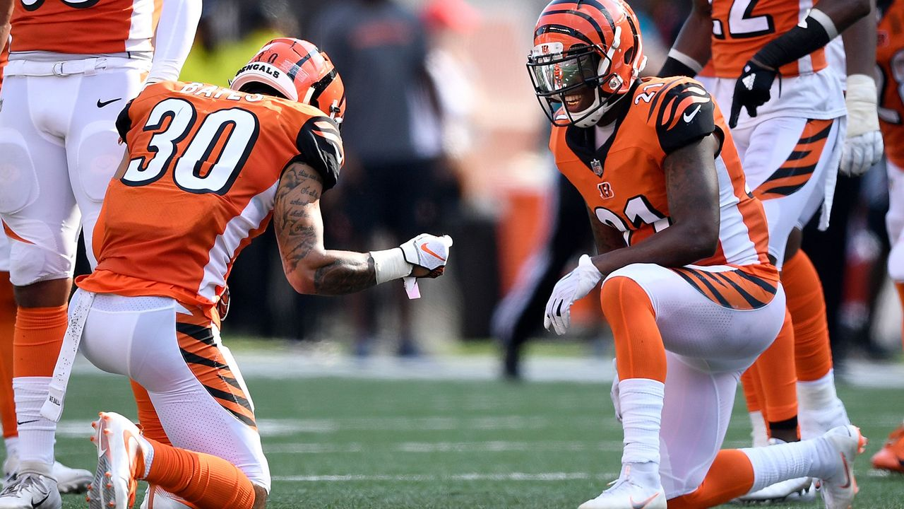Draft Pick 11: Cincinnati Bengals - Bildquelle: 2018 Getty Images