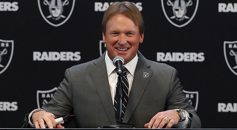 Platz 23: Oakland Raiders - Bildquelle: 2018 Getty Images