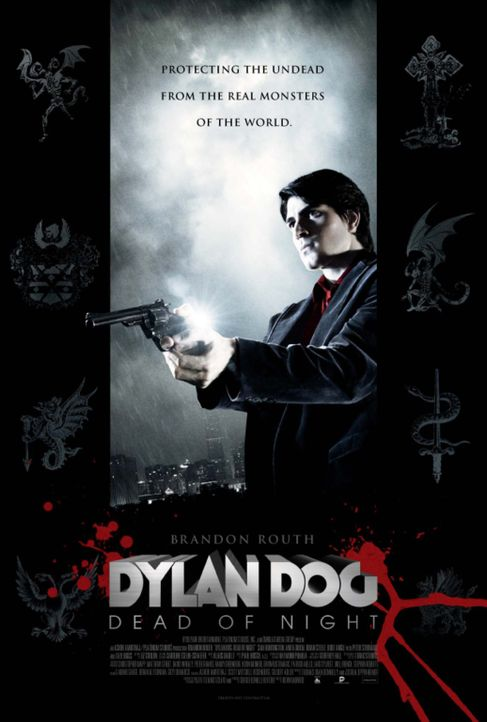 DYLAN DOG: DEAD OF NIGHT - Plakatmotiv - Bildquelle: Kinowelt GmbH