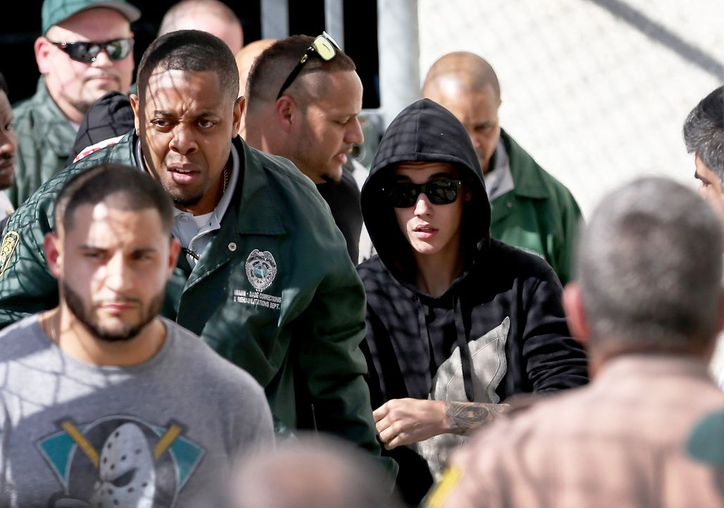 Justin-Bieber-Verhaftung-14-01-23-12-getty-AFP - Bildquelle: getty AFP