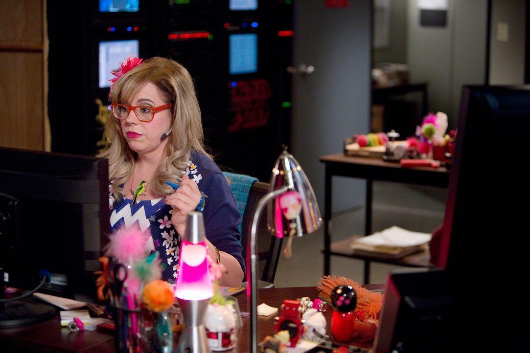 Als ein Heckenschütze in einem Einkaufszentrum in Dallas, Texas, sechs Menschen tötet, wird das Team um Penelope (Kirsten Vangsness) mit dem Fall be... - Bildquelle: ABC Studios