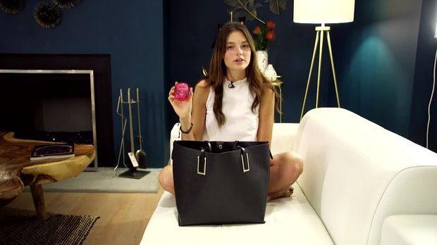 germany 39 s next topmodel video taschencheck das sind. Black Bedroom Furniture Sets. Home Design Ideas