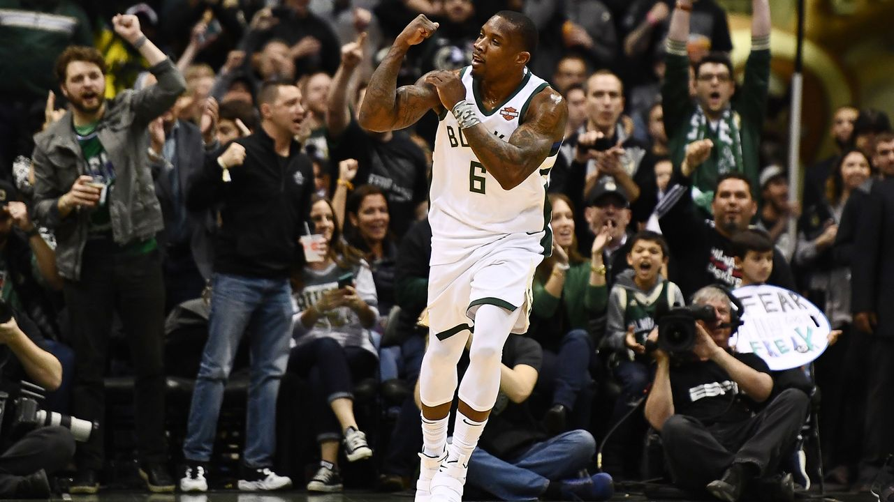 Eric Bledsoe (Milwaukee Bucks)  - Bildquelle: 2018 Getty Images