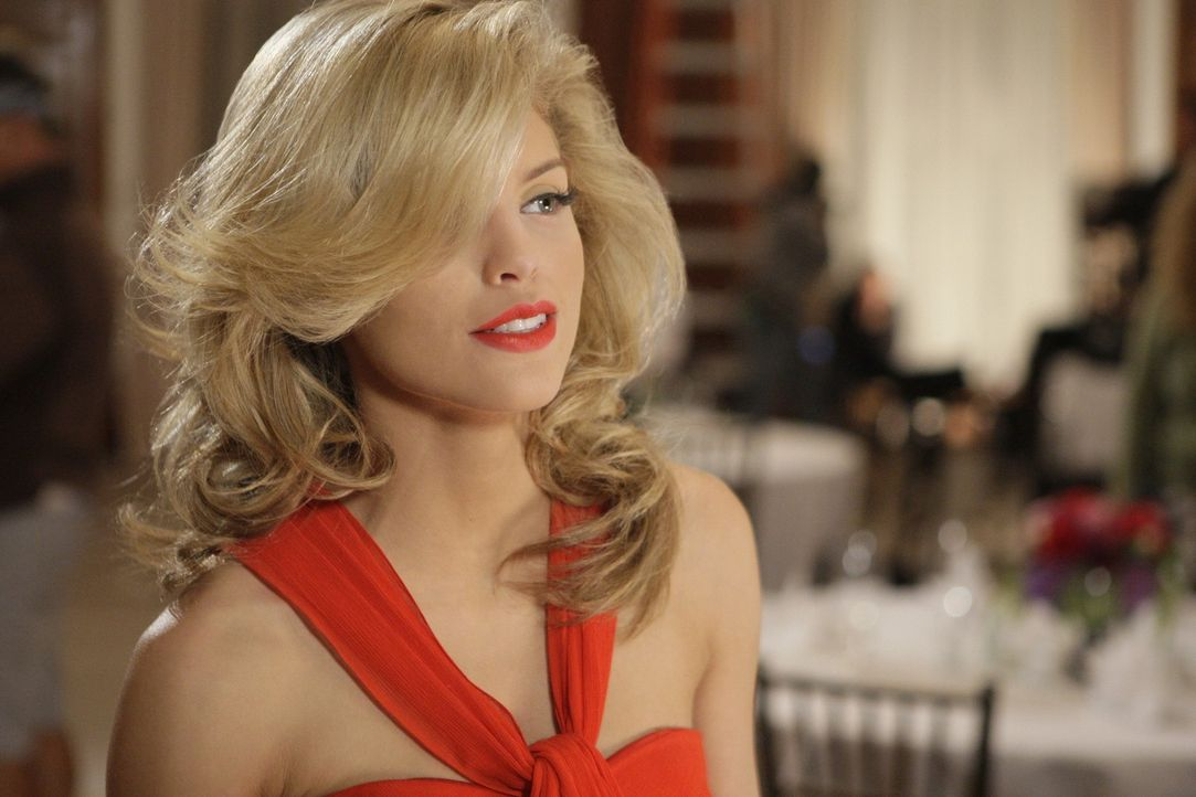 Der Tag wird ein schreckliches Ende für Naomi (AnnaLynne McCord) nehmen... - Bildquelle: TM &   CBS Studios Inc. All Rights Reserved