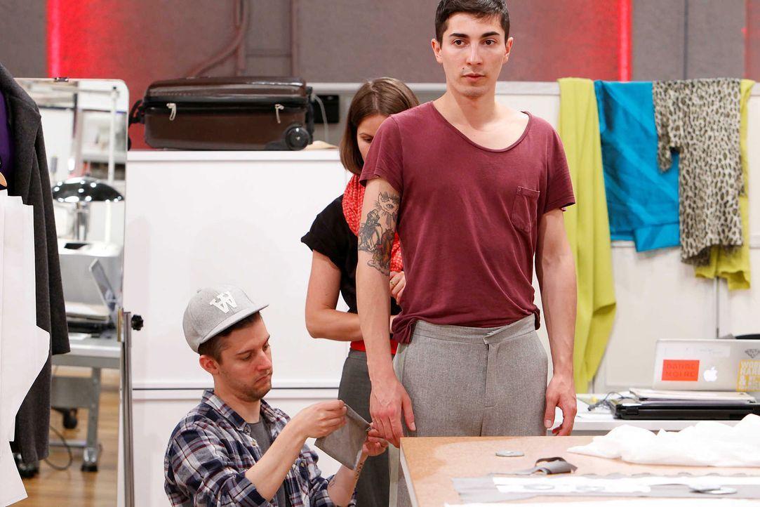 Fashion-Hero-Epi05-Atelier-45-ProSieben-Richard-Huebner - Bildquelle: Richard Huebner