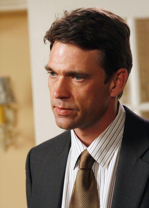 Ian (Dougray Scott) muss sich mit dem Tod seiner Frau Jane auseinander setzen ... - Bildquelle: 2005 Touchstone Television  All Rights Reserved