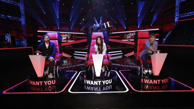 The Voice Kids: Die Jury bei den Blind Auditions