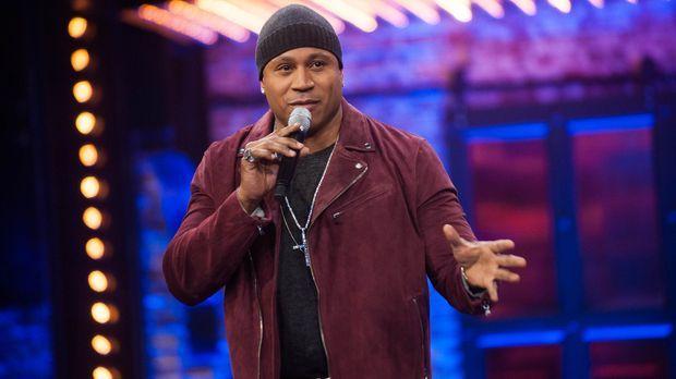LL Cool J lässt bekannte Amerikanische Stars beim Playback-Singen gegeneinand...