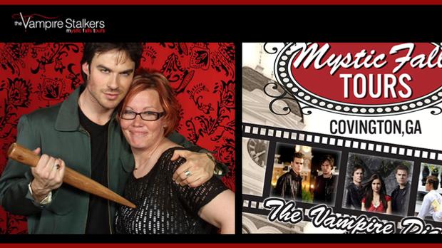 Mit der Mystic Falls Tour kann man das Vampire Diaries-Set erkunden und viell...