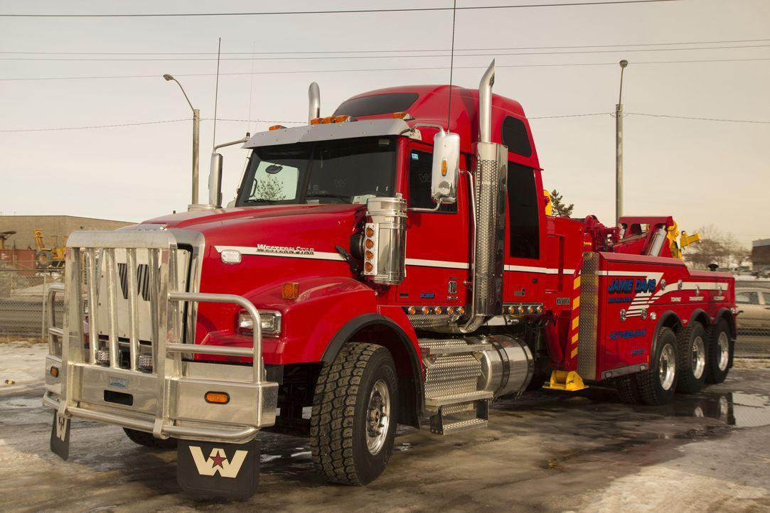 (4. Staffel) - Highway Heroes Canada - Bildquelle: Beyond Distribution